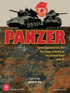 Panzer  :  Expansion #1 - The Shape of Battle - The Eastern Front